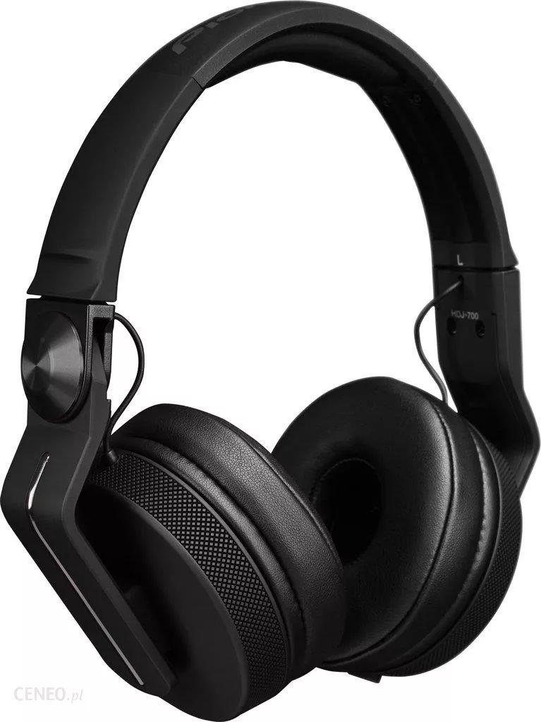 Pioneer DJ HDJ-700-K Słuchawki