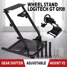 Uniwersalny stojak do kierownic + uchwyt na shifter - OMEGA GT V2 - dostawa z EU @ AliExpress