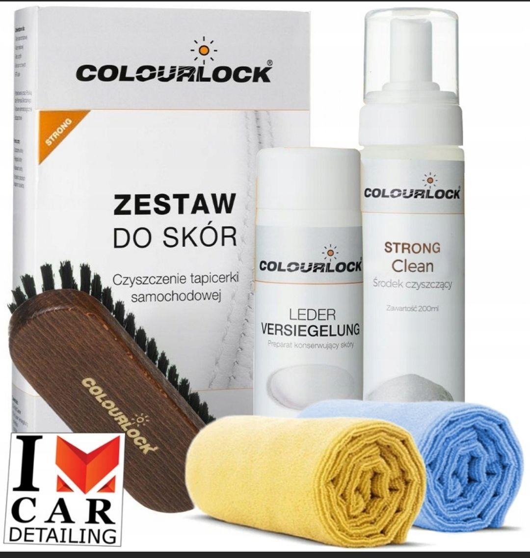 Zestaw do czyszczenia skór Colourlock Strong