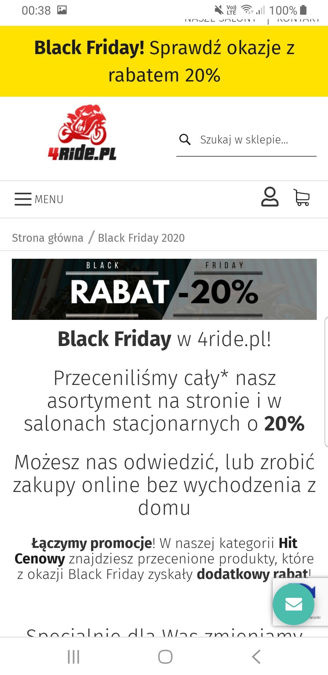 Black Fridayw 4ride.pl