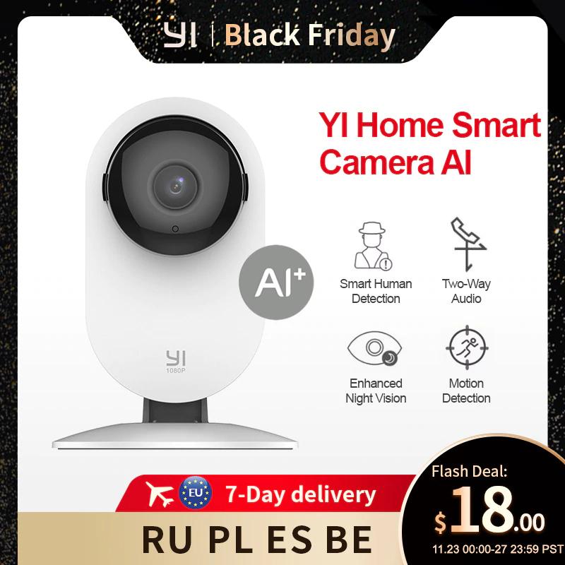Kamera smart YI Home 1080P - dostawa z Hiszpanii! @ AliExpress