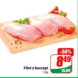 Filet z piersi kurczaka @Dino