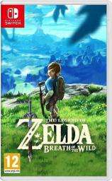 Gra The Legend of Zelda: Breath of the Wild (Nintendo Switch)