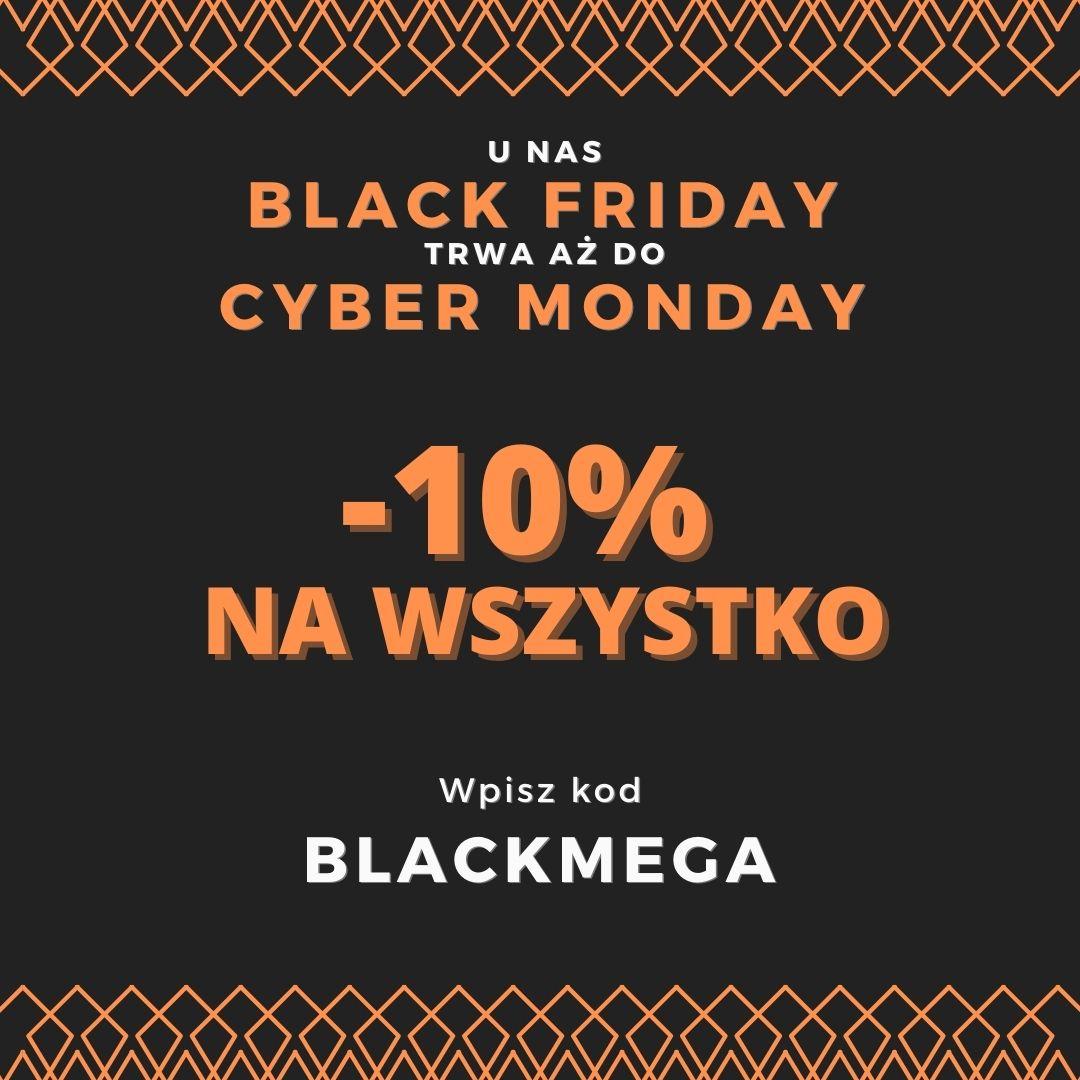 10% rabatu na wszystko na Black Friday - Cyber Monday w sklepie muzycznym