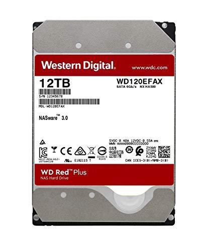 HDD Western Digital Red 12 TB - WD120EFAX