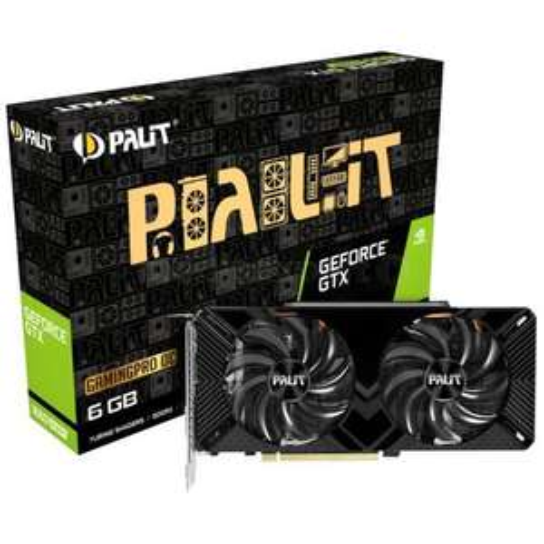 Karta graficzna PALIT GeForce GTX 1660 Super Gaming Pro 6GB