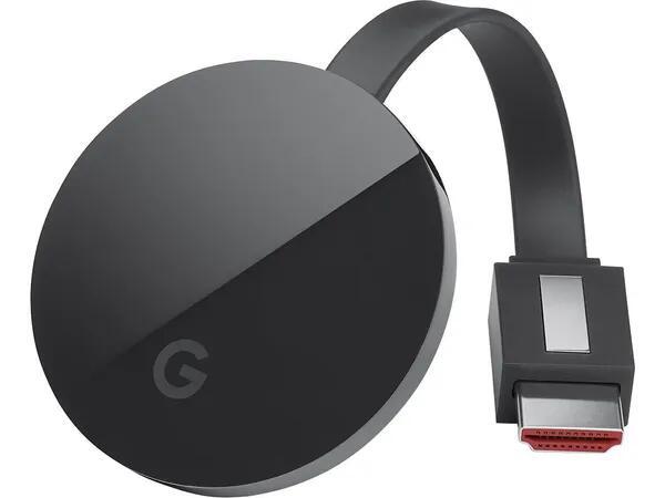 Google Chromecast Ultra 4K UHD HDR Neonet