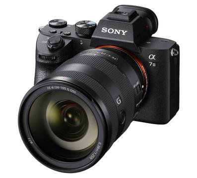 Zestaw Sony α7 III ILCE-7M3 z obiektywem Sony SEL24105G ILCE7M3GBDI + cashback 1800 zł