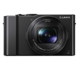 Aparat kompaktowy Panasonic Lumix DMC-LX15 (czarny)