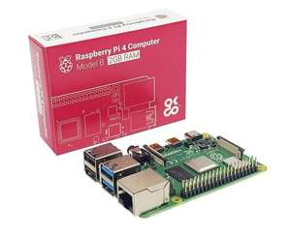 Raspberry Pi 4 Model B 2GB 36,05$