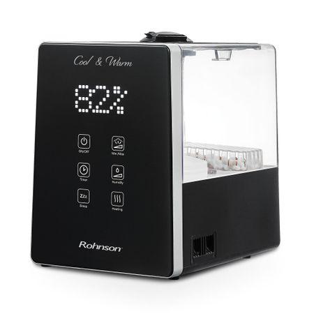 Ultradźwiękowy nawilżacz powietrza Rohnson R-9510 Cool & Warm