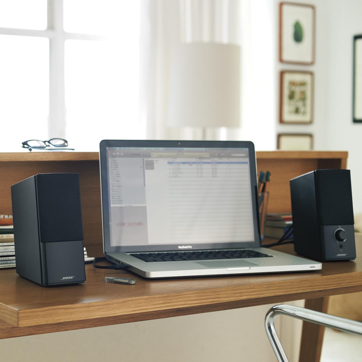 Głośniki 2.0 Bose Companion 2 Series III