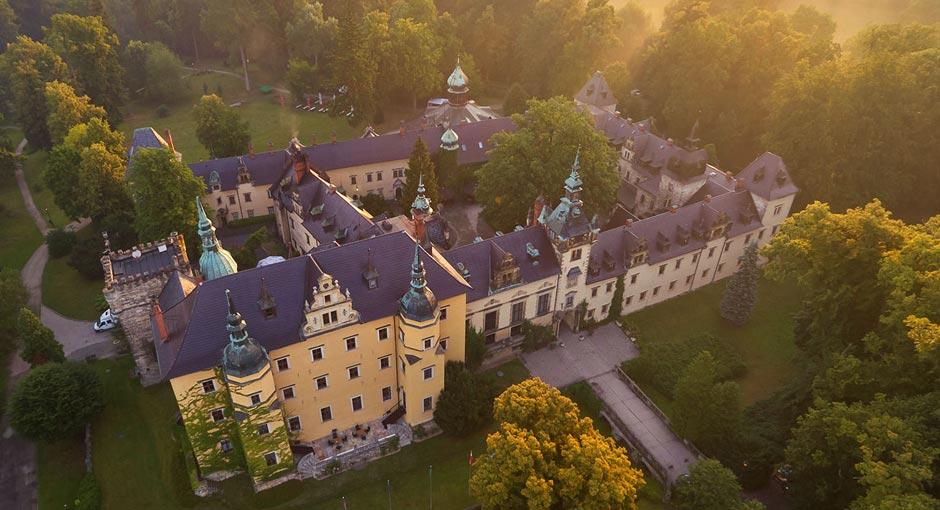 do -68% Hotel Zamek Kliczków ****