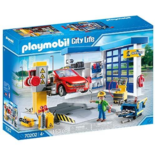 Playmobil 70202 Warsztat samochodowy
