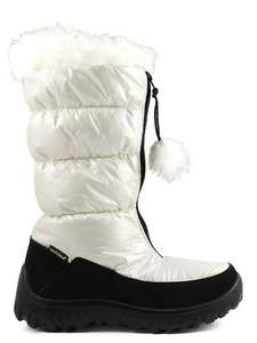 Białe śniegowce Mcarthur