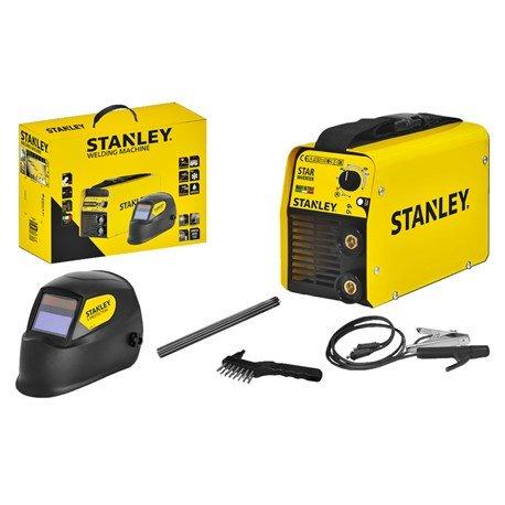 Spawarka inwerterowa Stanley Star 4000 Kit, akcesoria w zestawie @ Jula
