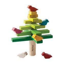 Balansujące drzewo w zestawie z ptakami, Plan Toys