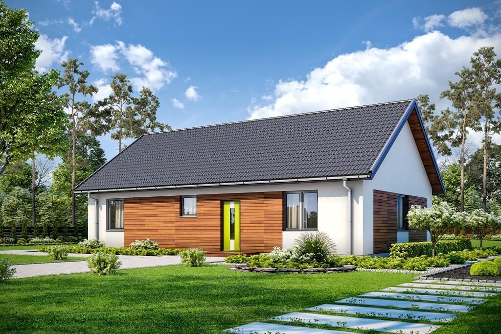 Przecenione projekty domów o ponad 50%