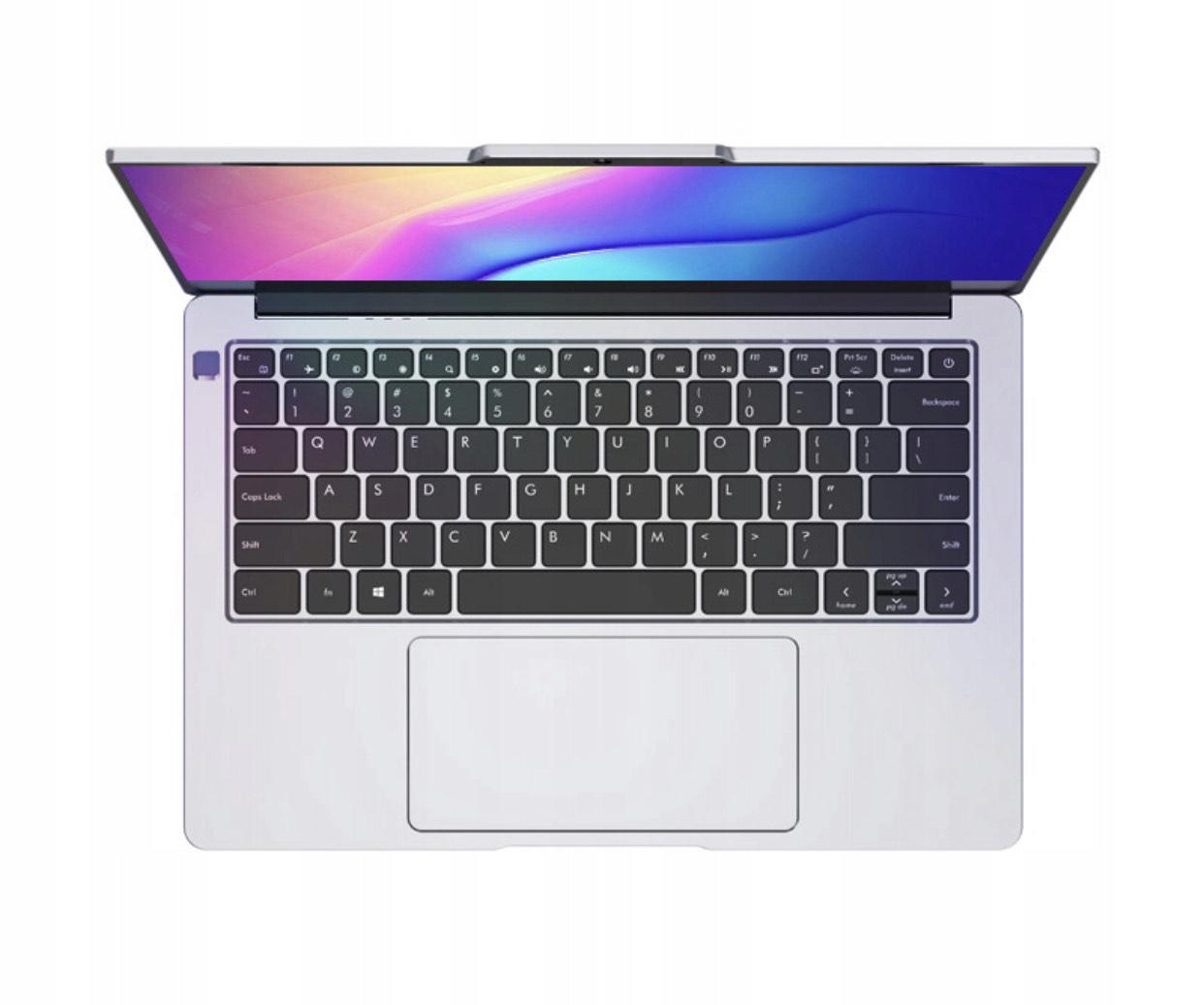 "Laptop 14"" MAIBENBEN MaiBook S431 AMD 8GB 128GB SSD WIN10 Linux + Gratis MYSZKA i PODKŁADKA"