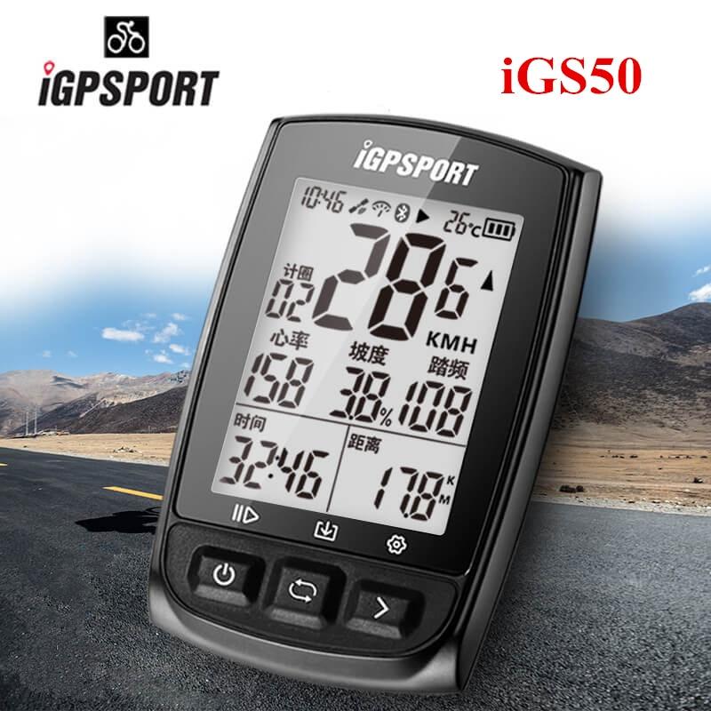 Komputer rowerowy IGPSport IGSS50e | dostawa z PL @Aliexpress