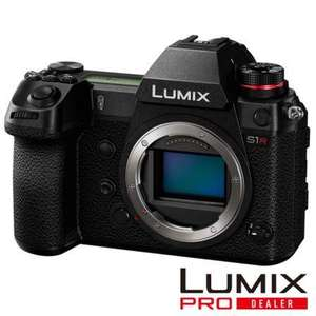 Pełnoklatkowy Panasonic Lumix DC-S1R Body
