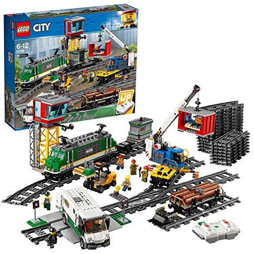 LEGO 60198 City - Pociąg towarowy za 130€ (możliwe 110€ =495PLN)