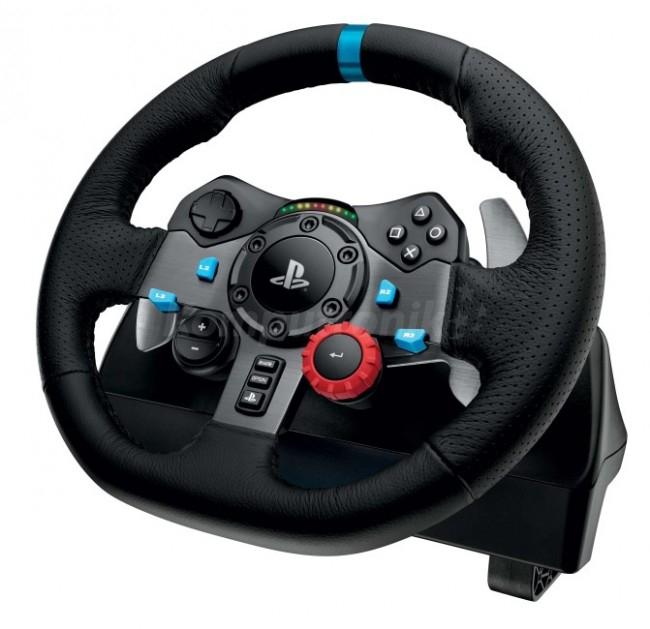 Logitech G29 + Shifter Logitech Driving Force