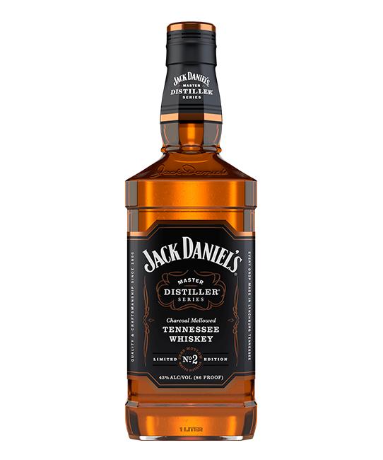 JACK DANIELS 700ml Master Distiller Series Whisky No 2 @POLOmarket