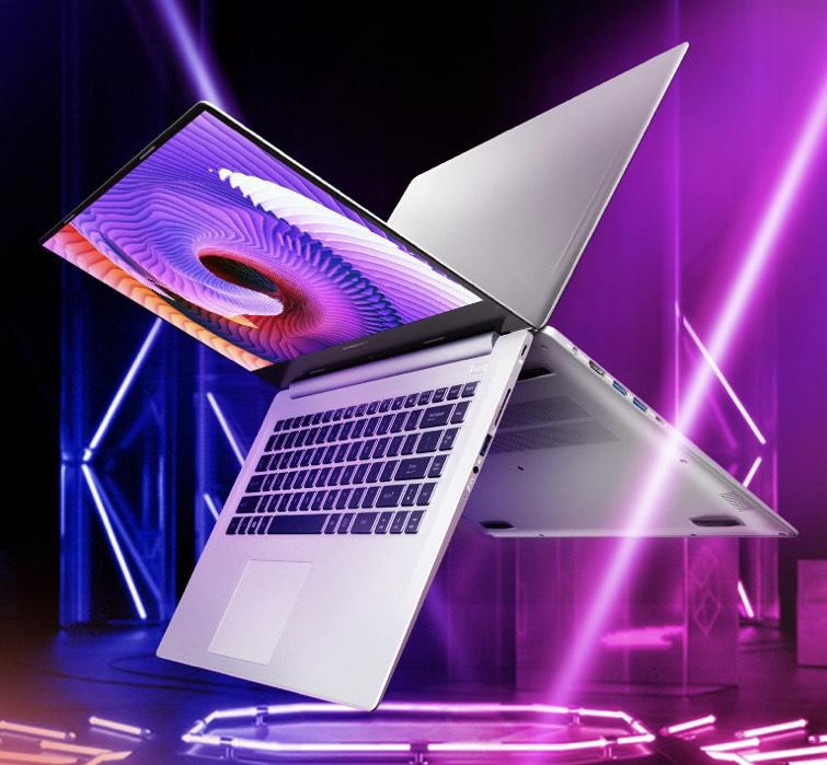 "Laptop 15.6"" MAIBENBEN XiaoMai 6Pro-E5100 Intel 6405U MX350 DDR4 RAM 256GB SSD + Win10 Linux + Gratis MYSZKA i PODKŁADKA"