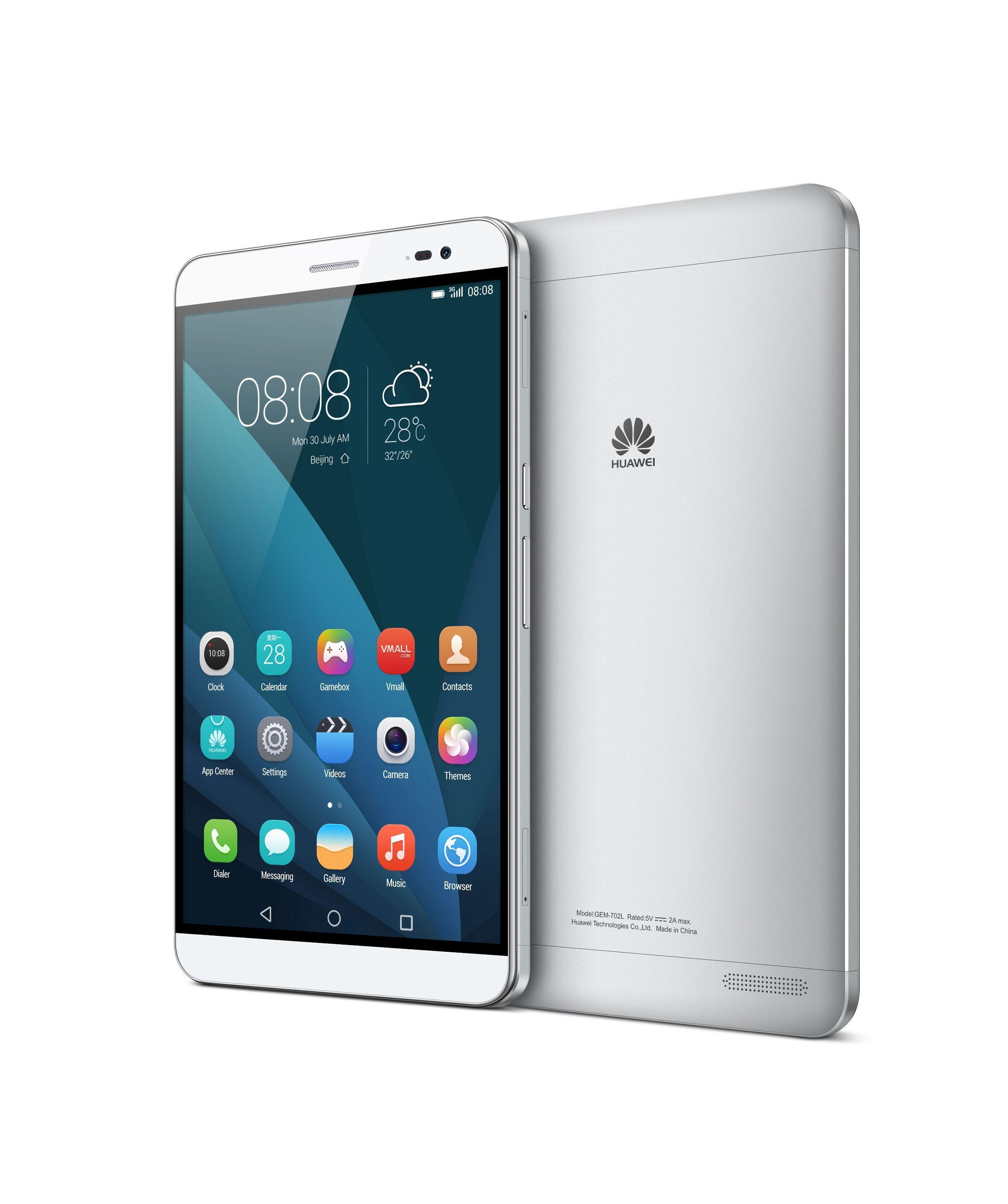 Tablet HUAWEI MediaPad X2 LTE / 16GB srebrny - X2 SILVER @elektronicznyswiat.pl
