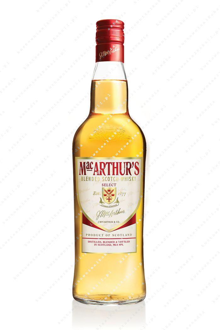 Whisky MacArthur's, Biedronka