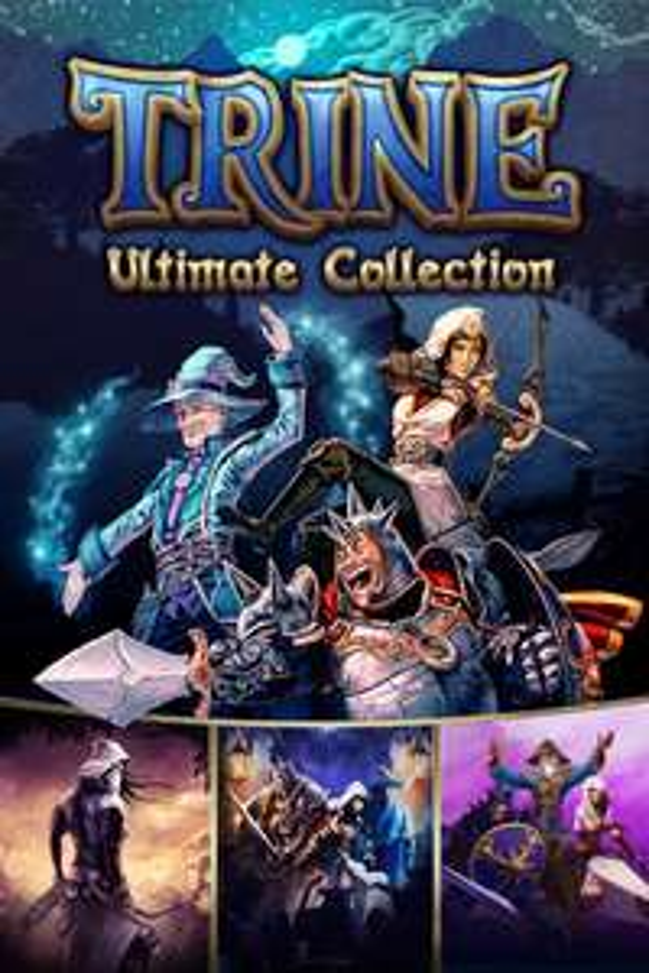 Trine: Ultimate Collection gamazavr (329 РУБ)