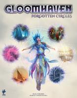gra planszowa Gloomhaven: Forgotten Circles - dodatek, wersja angielska