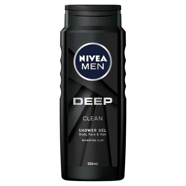 Żele NIVEA MEN - różne zapachy