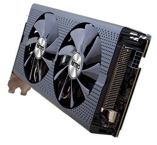 ATI Radeon - Sapphire RX 470 8GB Nitro+ OC za ok. 965zł @ Amazon.fr