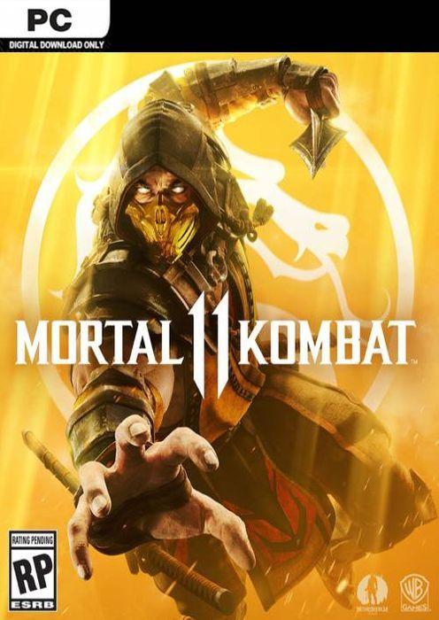 Mortal Kombat 11 (klucz steam) @CDkeys