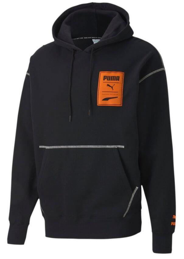 Puma Recheck Pack Graphic Hoodie bluza męska (dodatkowo spodnie i buty)