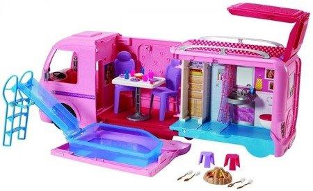 Barbie Wymarzony Big Camper Kamper XXL FBR34