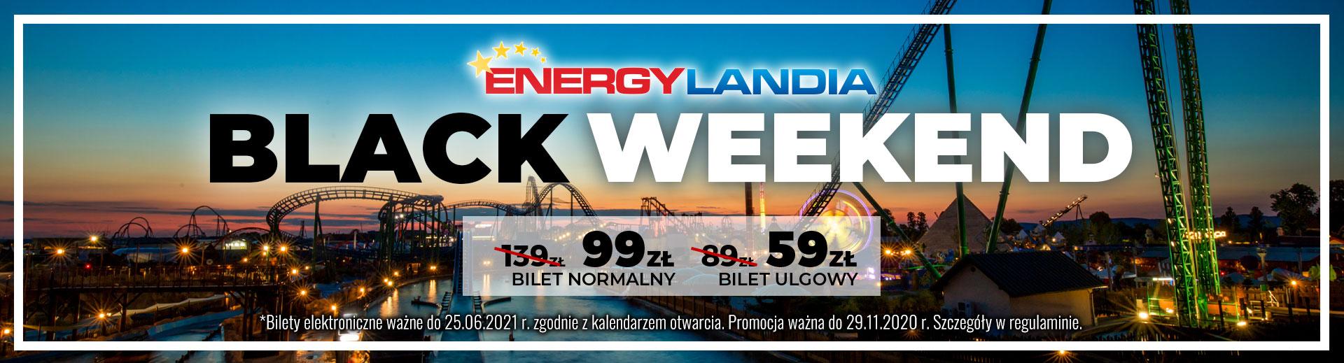 Tańsze bilety do Energylandii