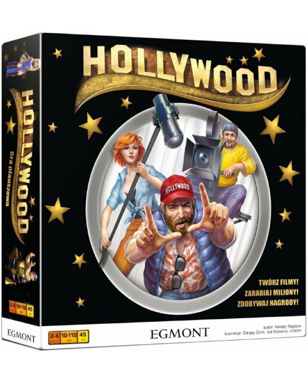 Egmont, gra przygodowa Hollywood
