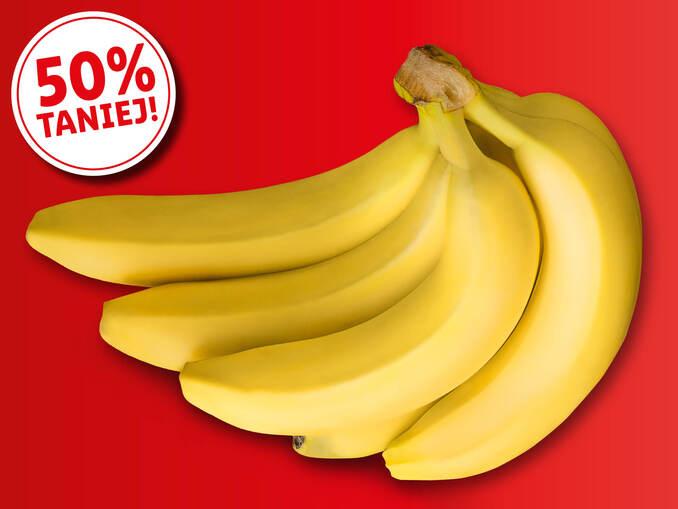 Banany kg, Lidl