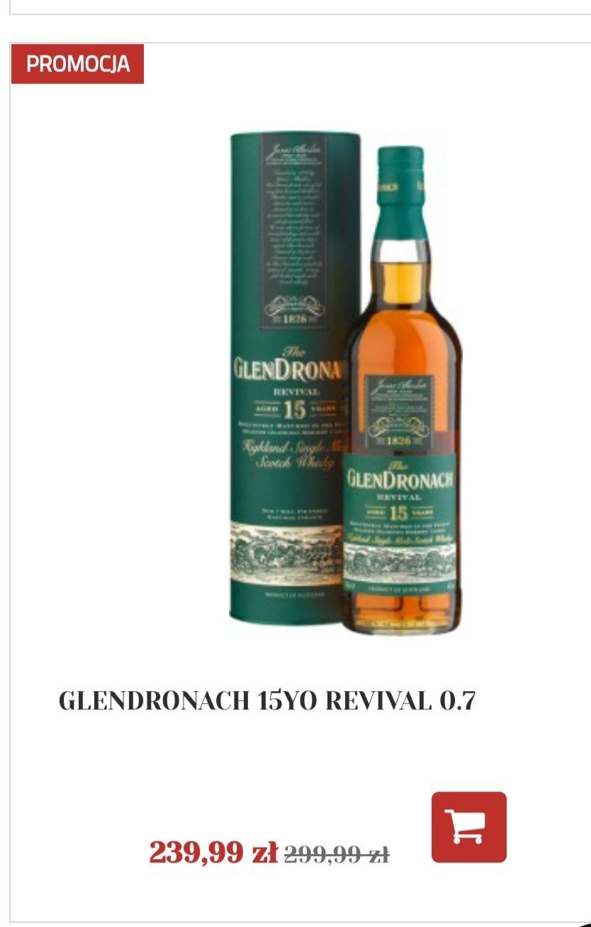 Glendronach 15 Revival 0.7