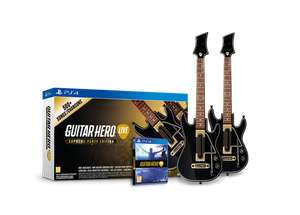 Guitar Hero Live - Supreme Party Edition (PS4) za ok. 150zł @ GAME