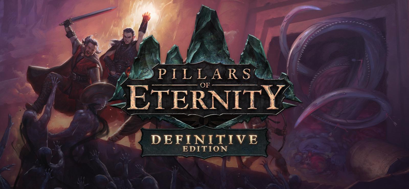 [GOG] Pillars of Eternity: Definitive Edition - historycznie najniższa cena