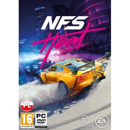 Need For Speed Heat PC + steelbook najniższa cena aktualnie