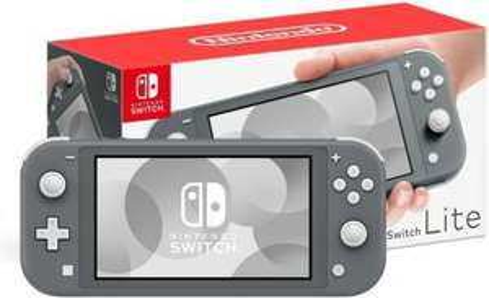 Konsola Nintendo Switch Lite Grey