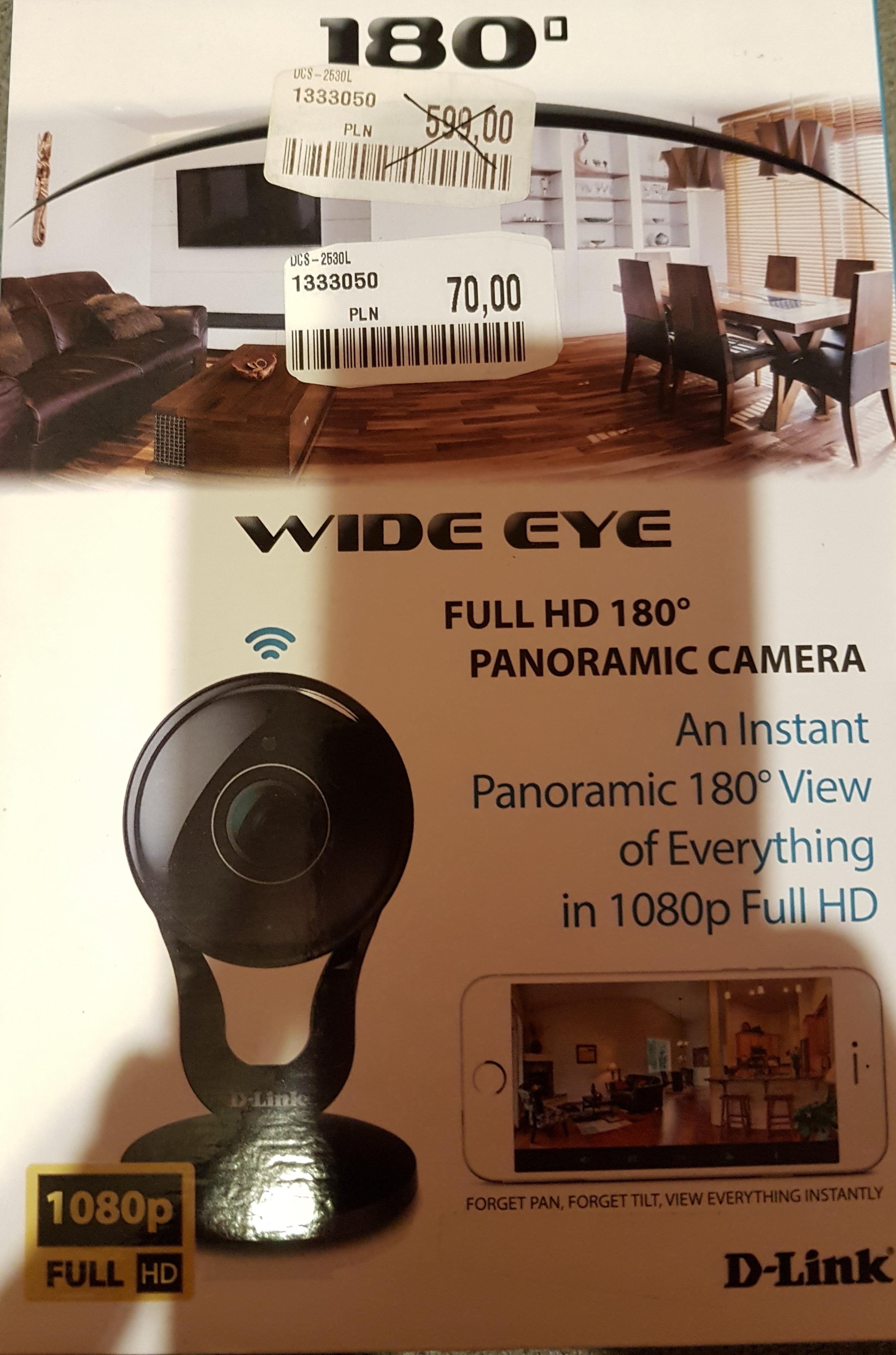 Kamera D-link DCS-2530L w Media Markt