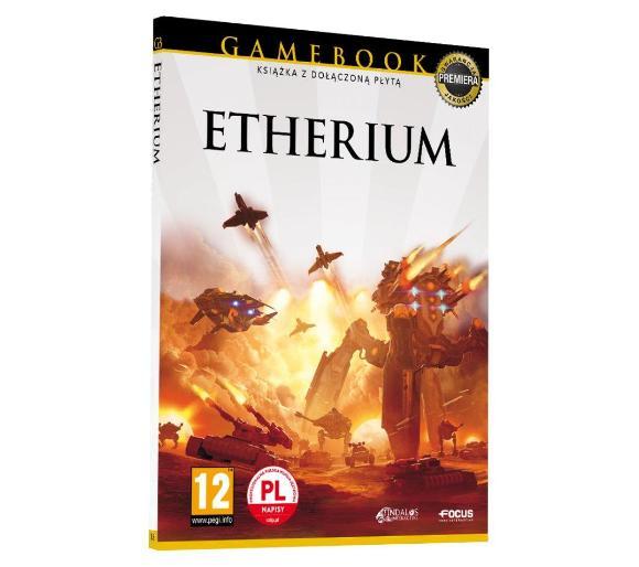Etherium (Gamebook) gra na PC