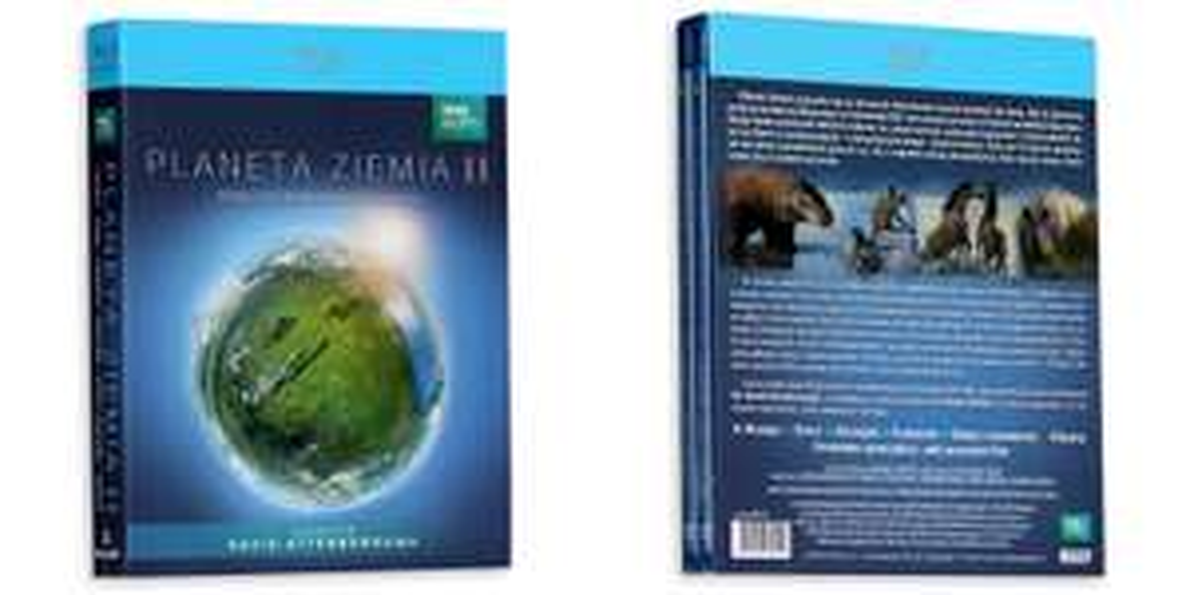 Planeta Ziemia 2 na Blu-ray - Empik