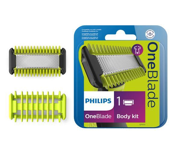 Zestaw do golenia PHILIPS OneBlade Body QP610/50, odbiór osobisty 0zł